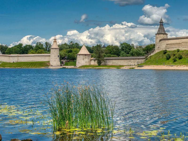 Псков древний и современный - экскурсия в Пскове
