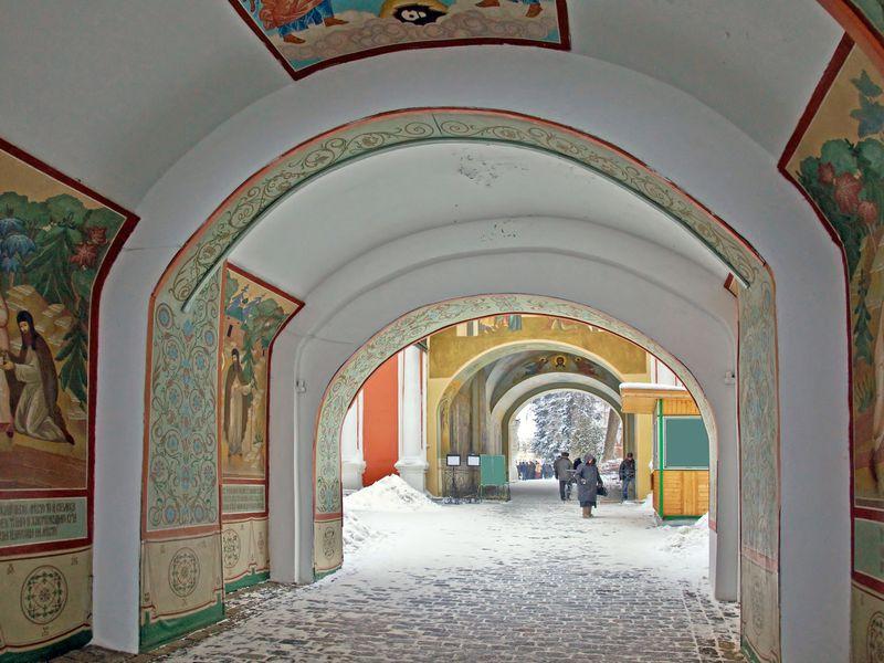 Добро пожаловать в Сергиев Посад! - экскурсия в Сергиевом Посаде