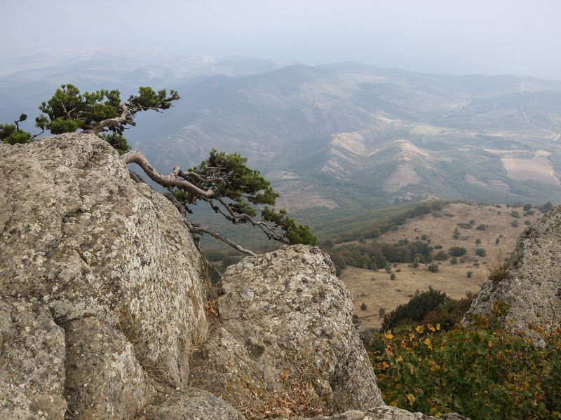 Круговой трекинг к вершине Южной Демерджи - экскурсия в Симферополе