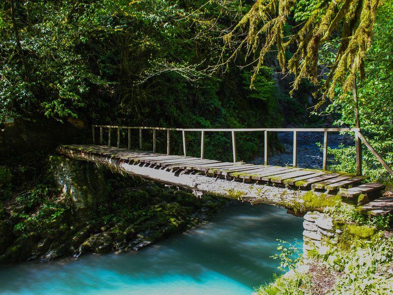 Три водопада за один день - экскурсия в Сочи