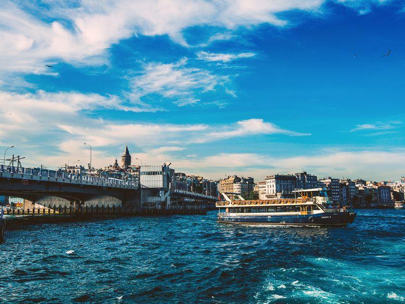 Такой разный Стамбул - экскурсия в Стамбуле