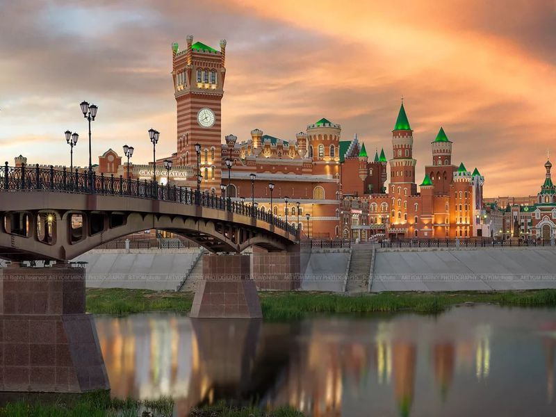 ИзКазани вЙошкар-Олу - экскурсия в Казани