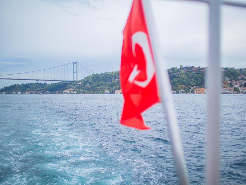 Стамбульские каникулы: на автобусе и кораблике - экскурсия в Стамбуле