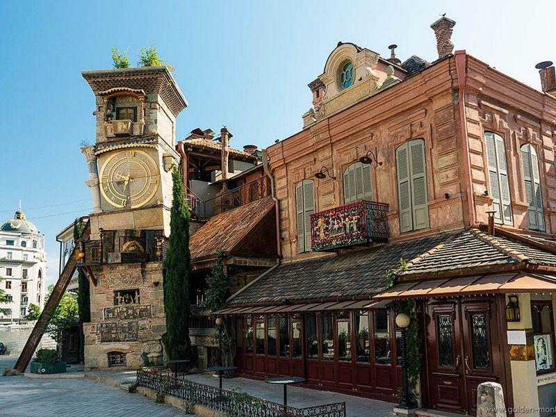 Тбилиси— это что-то другое - экскурсия в Тбилиси