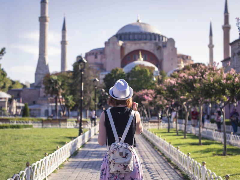 Фотосвидание со Стамбулом - экскурсия в Стамбуле