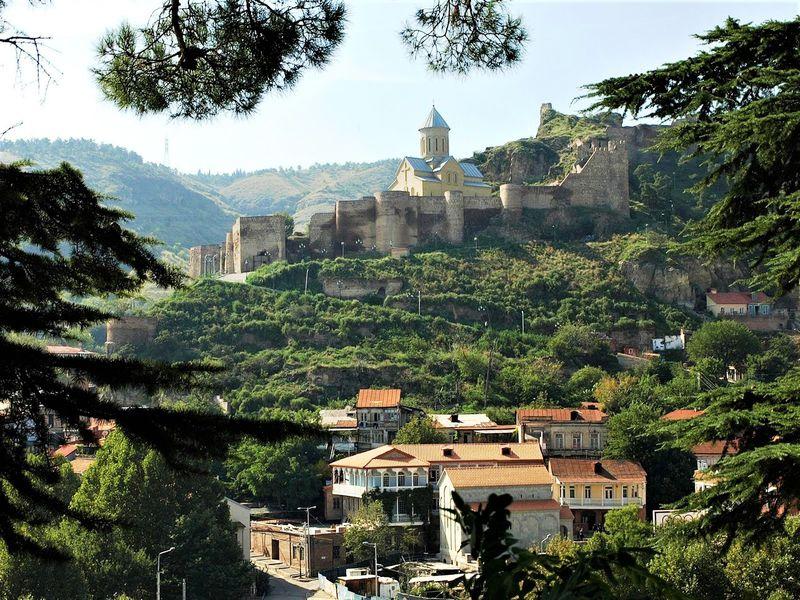 Лучшие панорамы Тбилиси - экскурсия в Тбилиси