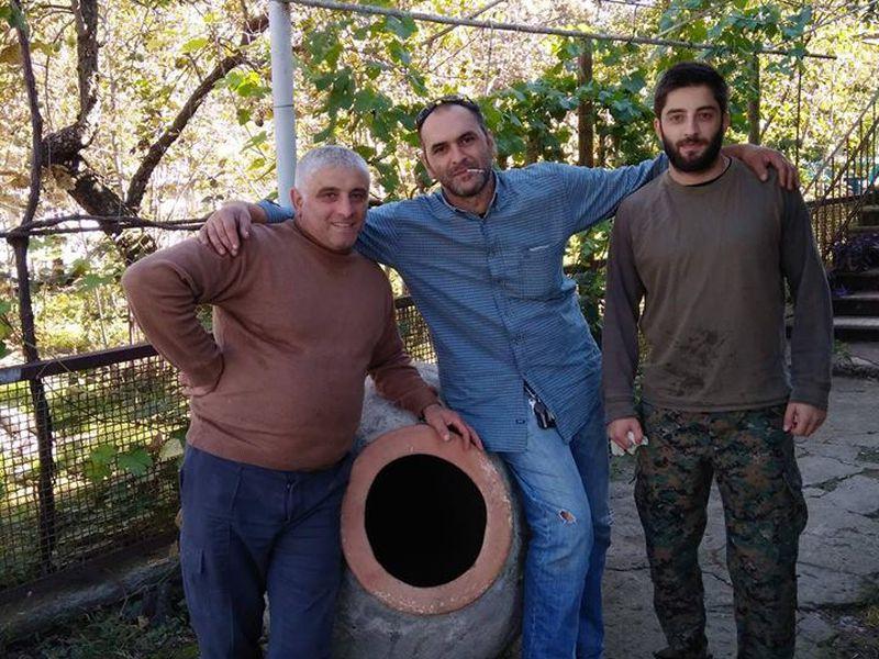 Вгости квиноделам Картли - экскурсия в Тбилиси