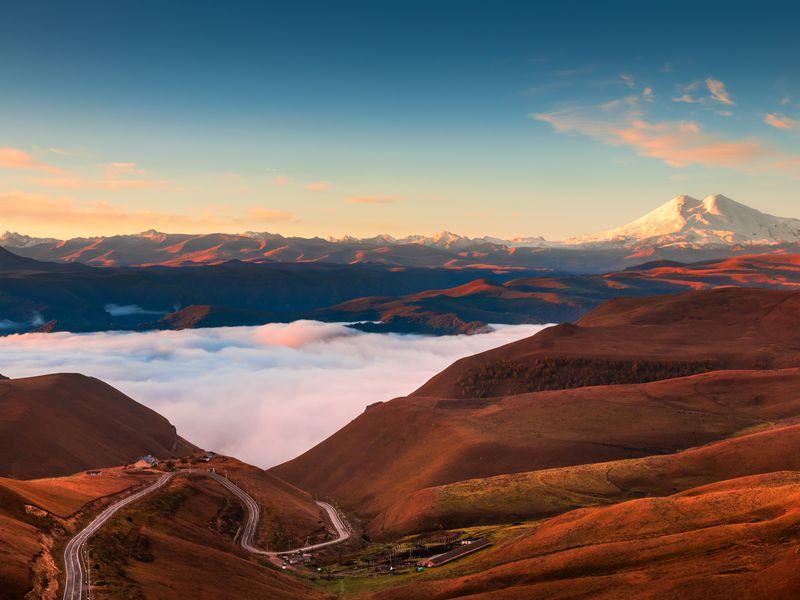 Джилы-Су: горы, водопады и ущелья - экскурсия в Кисловодске