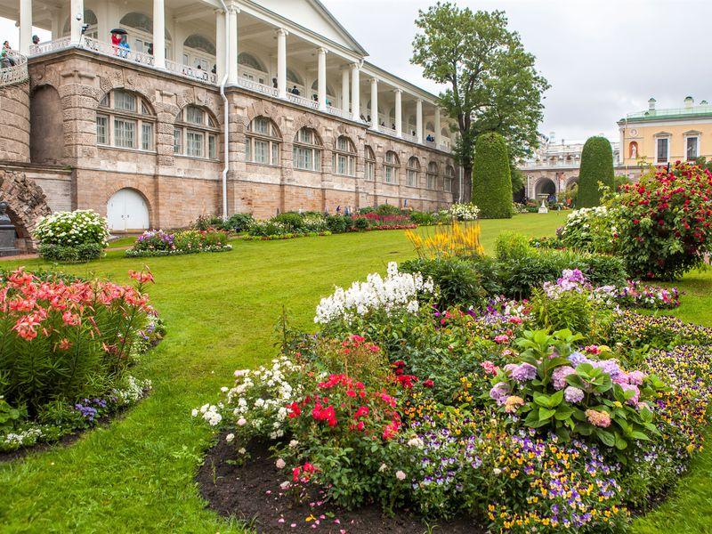 Фото-экскурсия «Царское Село – отражение вкусов трёх императриц» - экскурсия в Санкт-Петербурге
