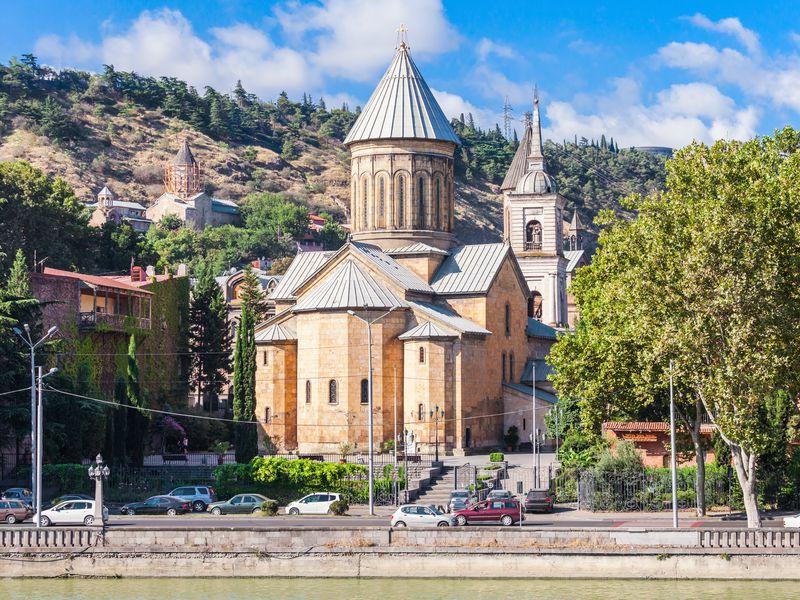 Тбилиси, яиду ктебе! - экскурсия в Тбилиси