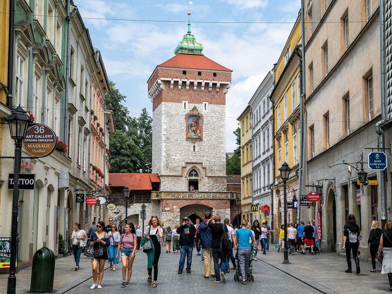 Тайны и легенды старинного Кракова - экскурсия в Кракове
