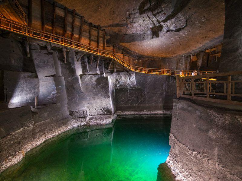 Автобусная экскурсия в соляную шахту «Величка» - экскурсия в Кракове