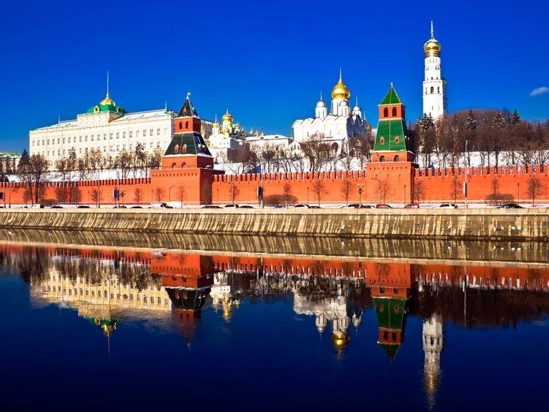 Устен Московского Кремля - экскурсия в Москве