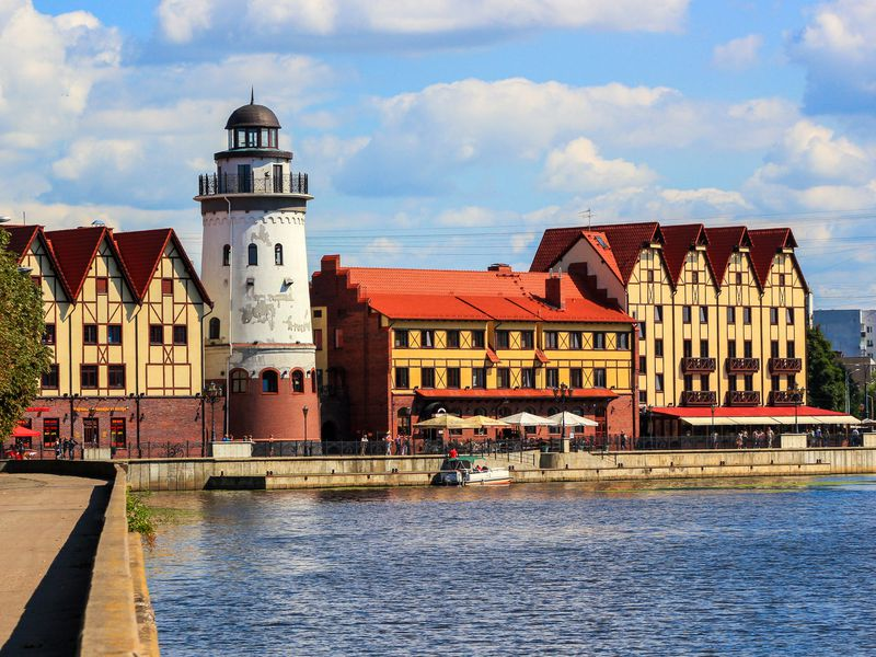 Калининград — первое знакомство - экскурсия в Калининграде