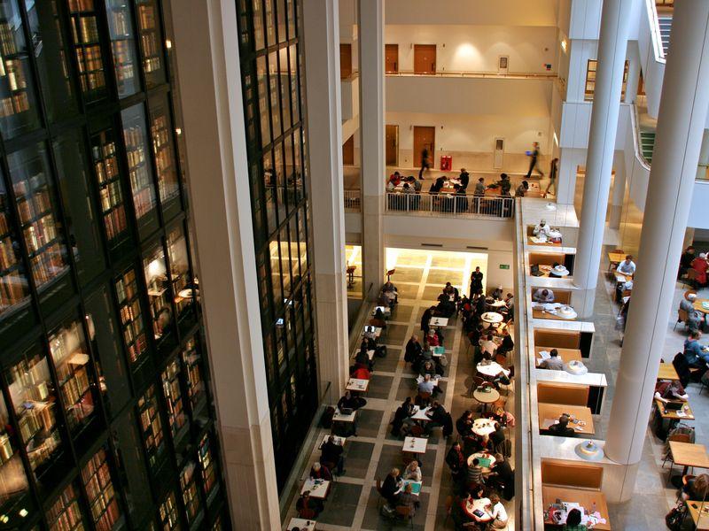 Манускрипты Британской Библиотеки - экскурсия в Лондоне