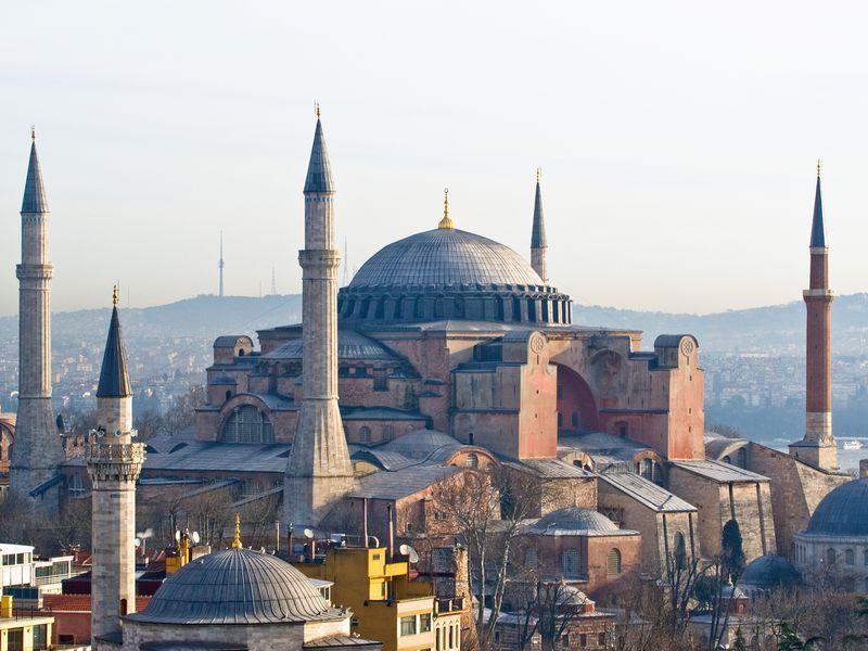 Стамбул по-настоящему - экскурсия в Стамбуле