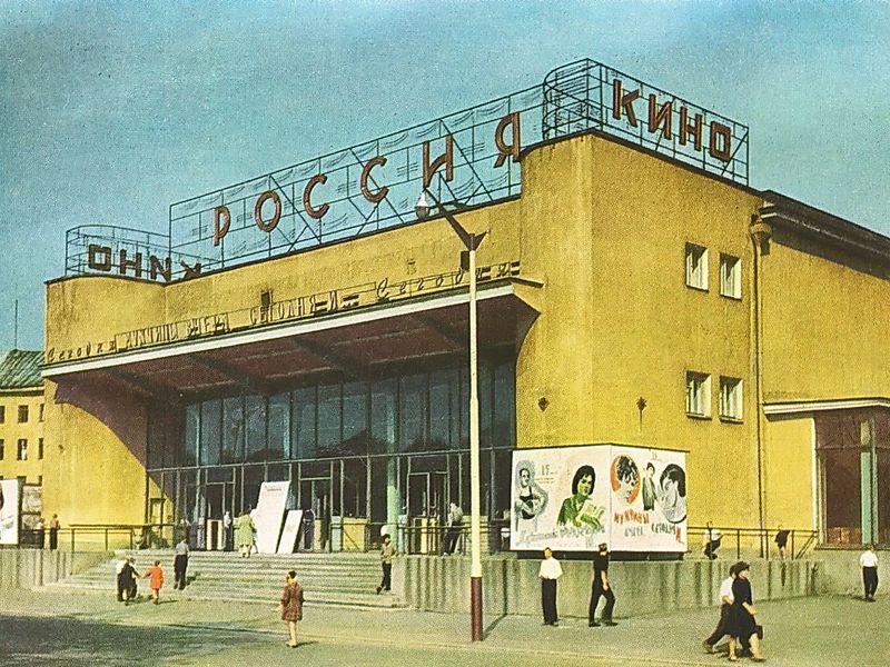 Кино-Калининград - экскурсия в Калининграде