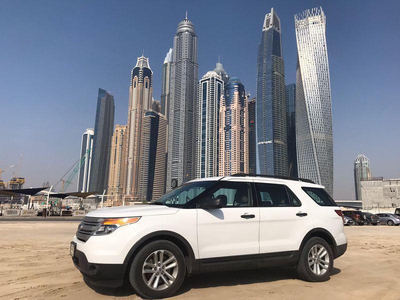 Путешествие из Рас-эль-Хаймы в Дубай - экскурсия в Рас-эль-Хайме