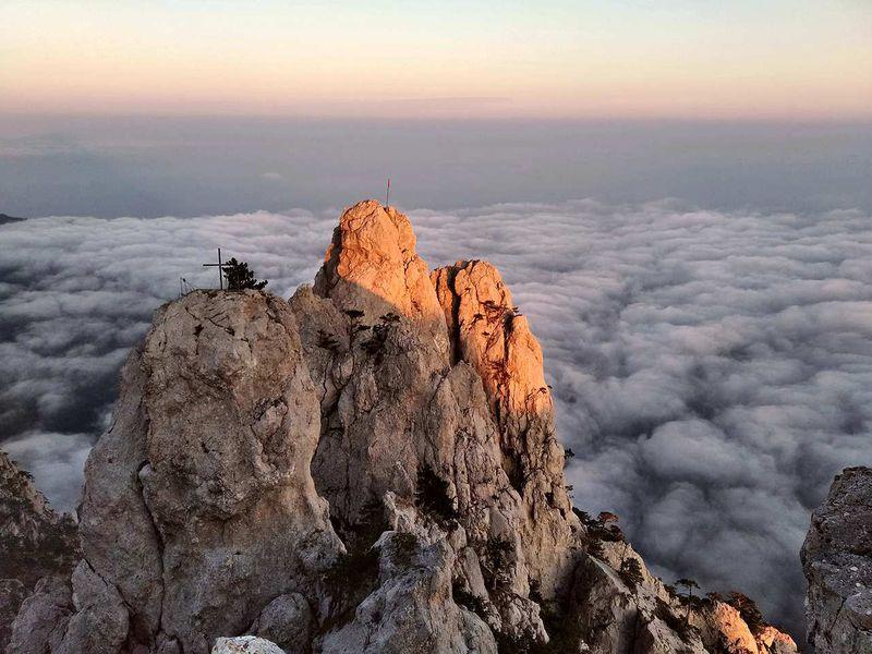 Ай-Петри — восхождение на 1234 метра! - экскурсия в Ялте