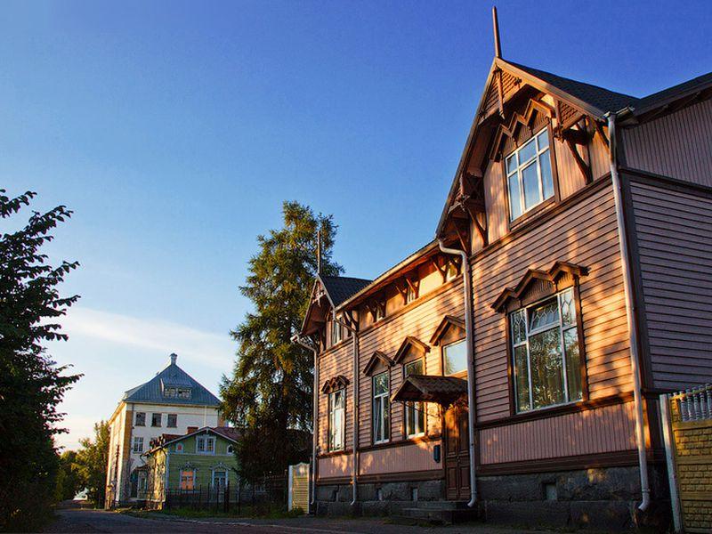 Сортавала— самый финский город России - экскурсия в Сортавале