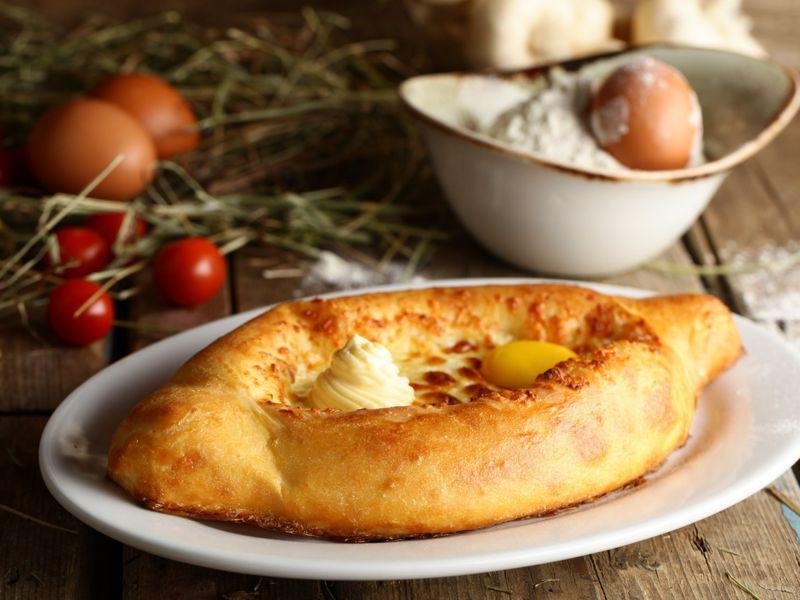 Аджарская кухня: кулинарный мастер-класс - экскурсия в Батуми