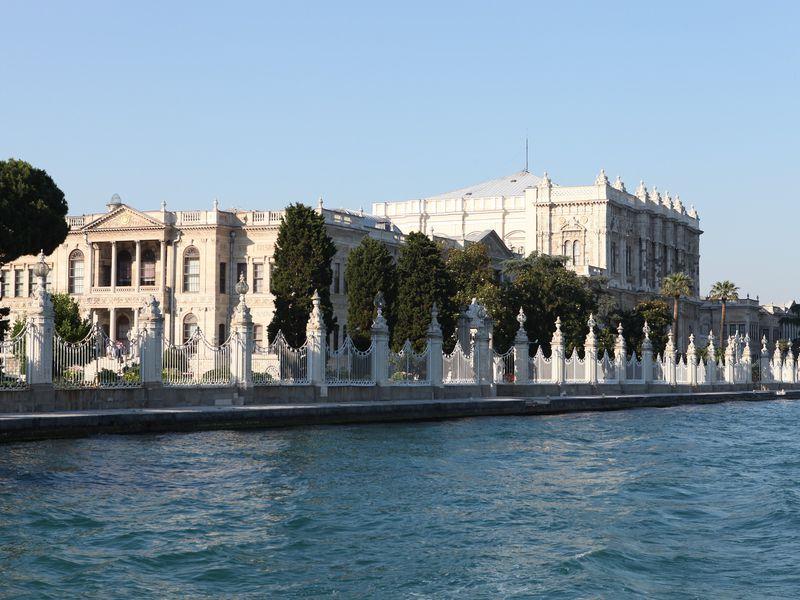 Визитные карточки Европейского Стамбула - экскурсия в Стамбуле