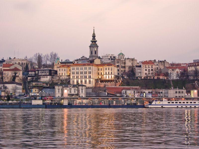 На кораблике по рекам Белграда - экскурсия в Белграде