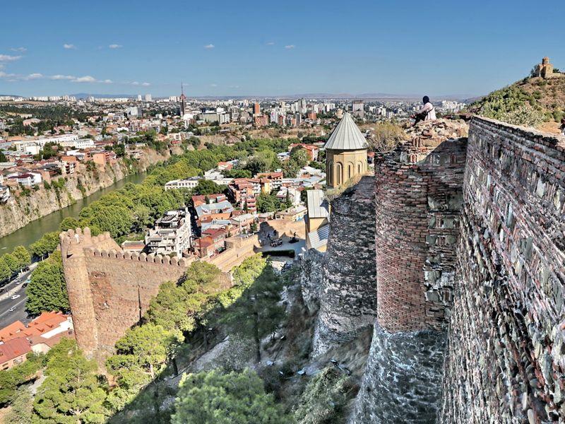 Летопись эпох на перекрёстке империй - экскурсия в Тбилиси