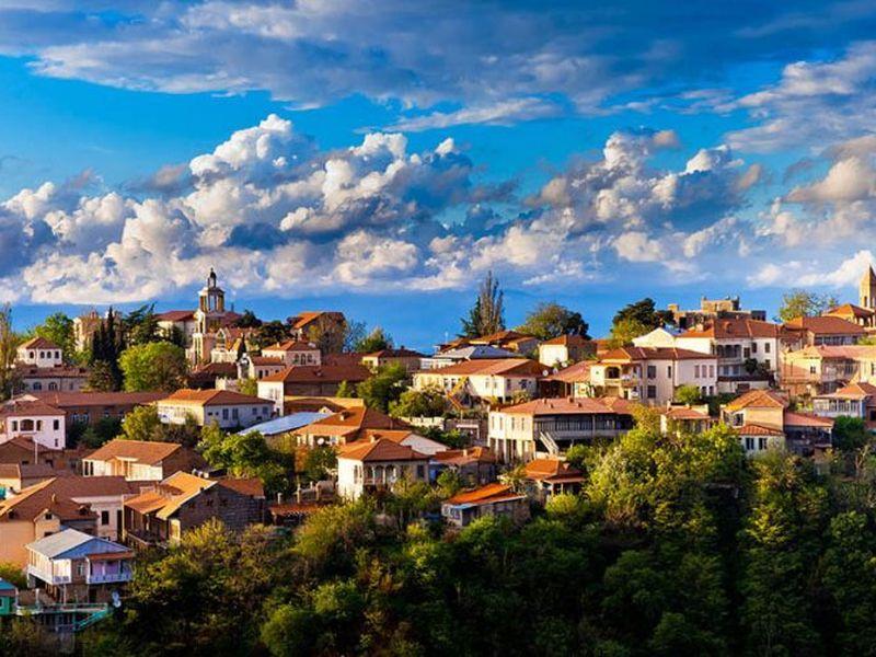 Солнечная Кахетия: сыры, Нино и, разумеется, вино! - экскурсия в Тбилиси