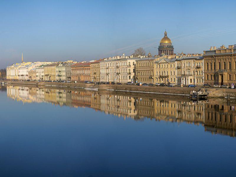Три парадные набережные Петербурга - экскурсия в Санкт-Петербурге