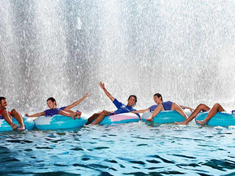 Билеты ваквапарк Wild Wadi - экскурсия в Дубае