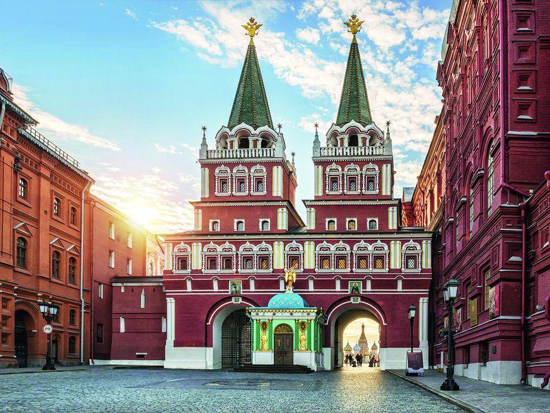 Святыни Москвы вокрестностях Красной площади - экскурсия в Москве