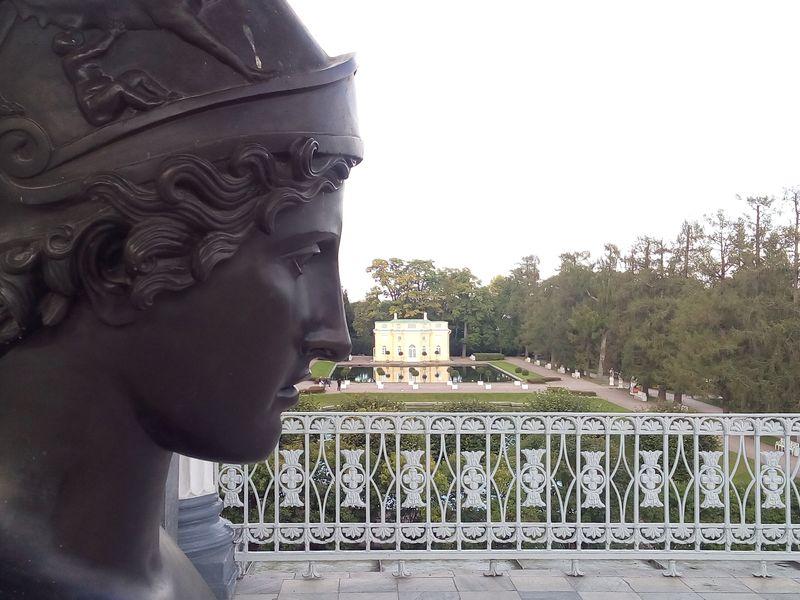 Путешествие в Царское село - экскурсия в Санкт-Петербурге