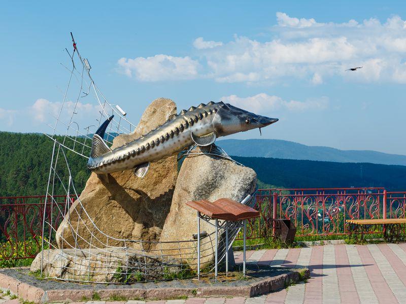Здравствуй, Красноярск! - экскурсия в Красноярске