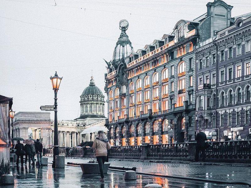 Гуляй как петербуржец - экскурсия в Санкт-Петербурге