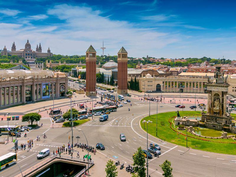 Чарующая Барселона - экскурсия в Барселоне