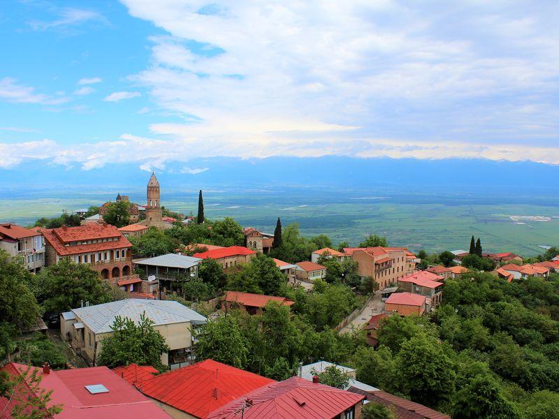 Изучаем Кахетию за один день - экскурсия в Тбилиси
