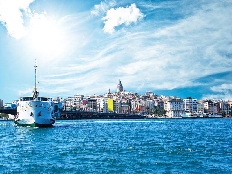 Стамбул во всей красе - экскурсия в Стамбуле