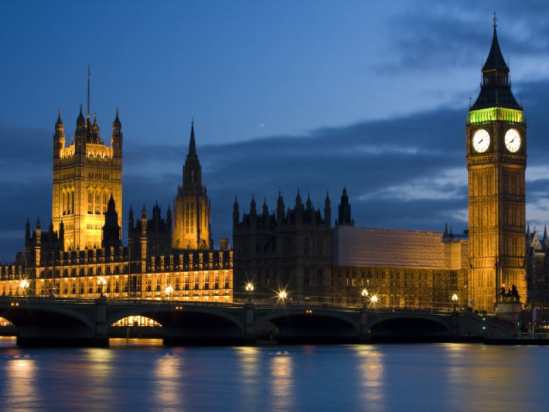 От Биг-Бена до Букингема - экскурсия в Лондоне