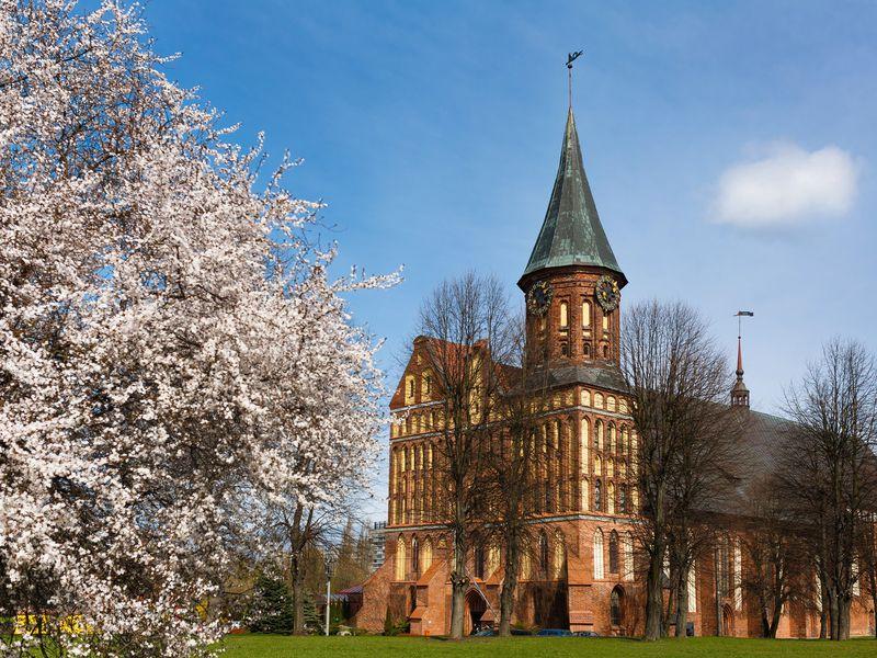 Калининград: коротко о главном - экскурсия в Калининграде