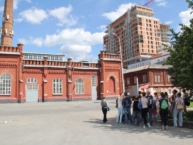 Парадный и нетуристический Екатеринбург - экскурсия в Екатеринбурге