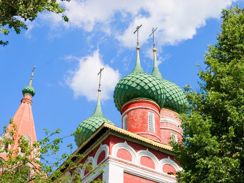 Нескучная прогулка по древнему Ярославлю - экскурсия в Ярославле