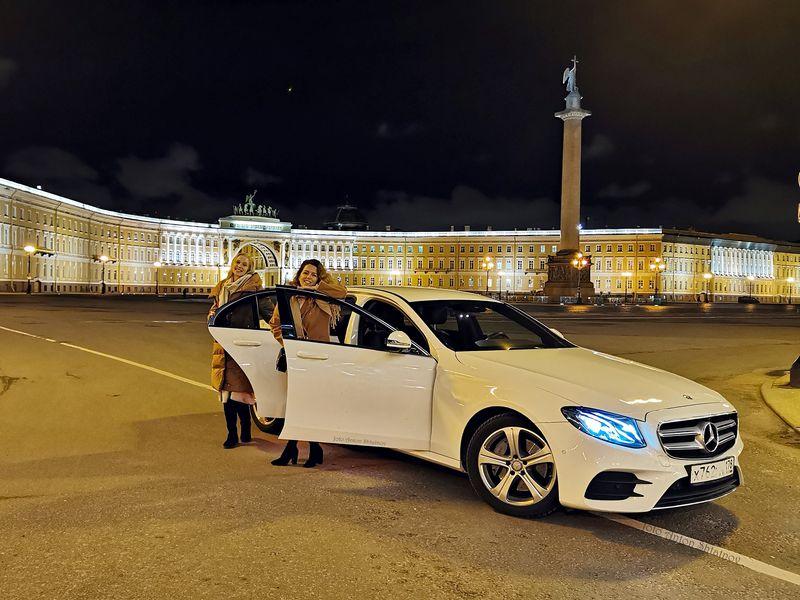 Атмосферная прогулка по ночному Петербургу - экскурсия в Санкт-Петербурге