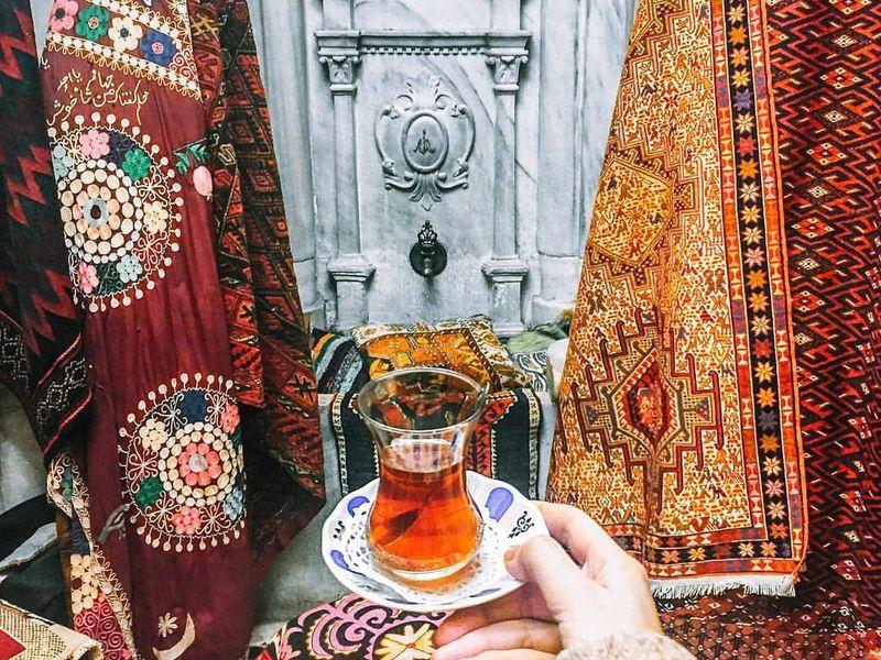 Шоппинг с редактором глянцевого журнала - экскурсия в Стамбуле