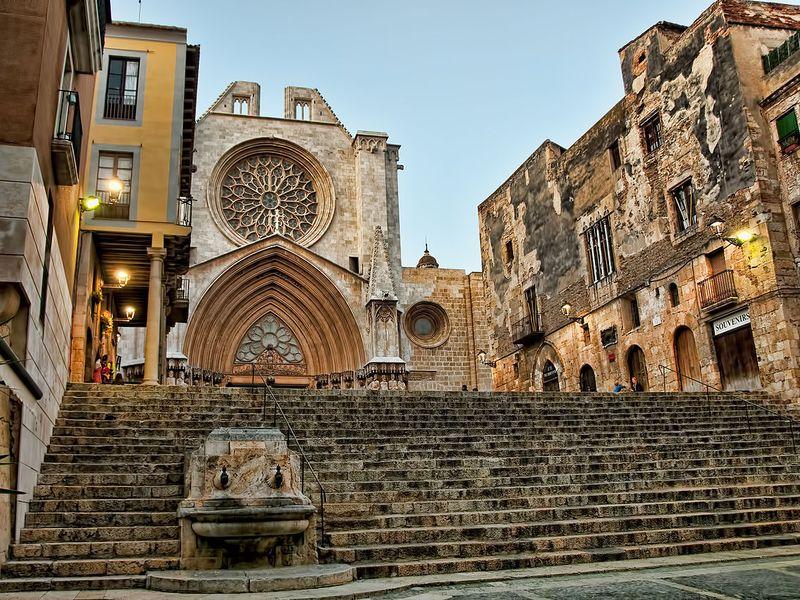 Античная, средневековая и современная Таррагона - экскурсия в Таррагоне