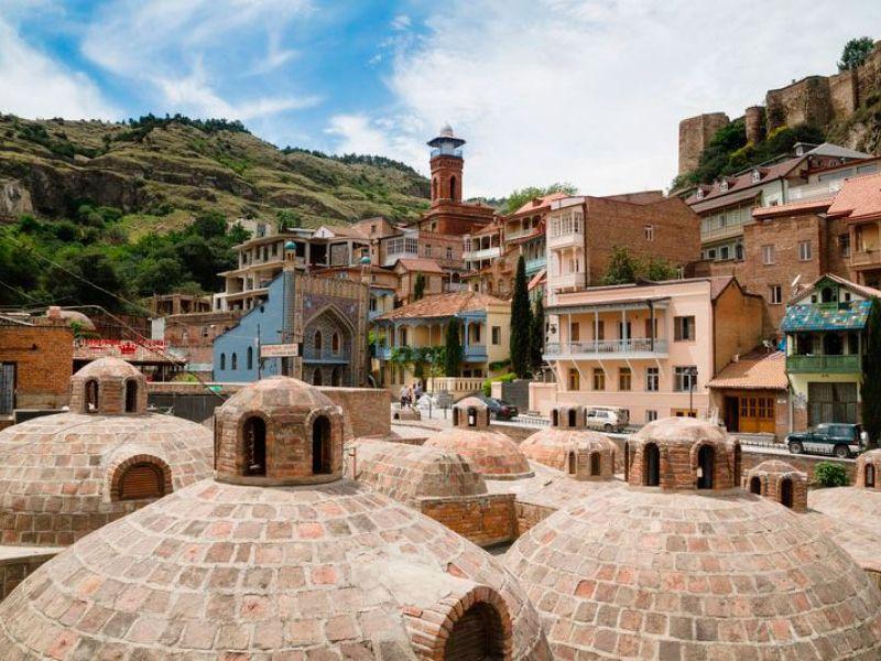 Тбилиси-Мцхета: две древние легенды - экскурсия в Мцхете