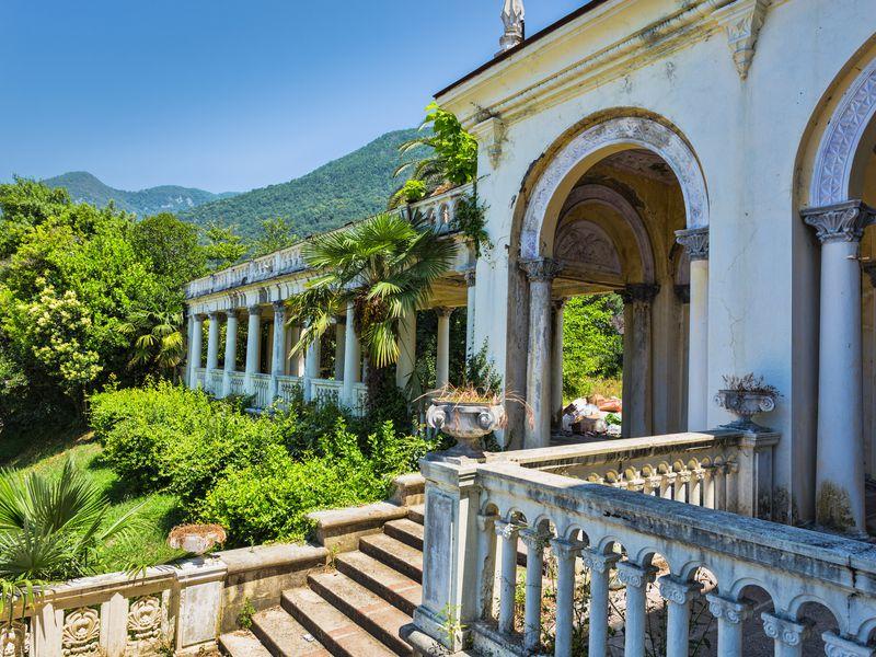 Многоликая Абхазия - экскурсия в Гаграх
