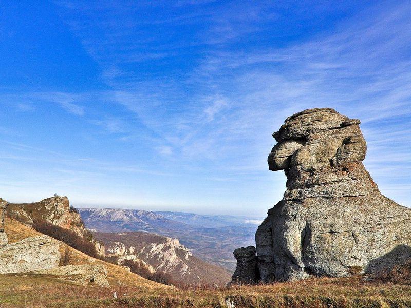 Долина Привидений— поездка изАлушты - экскурсия в Алуште