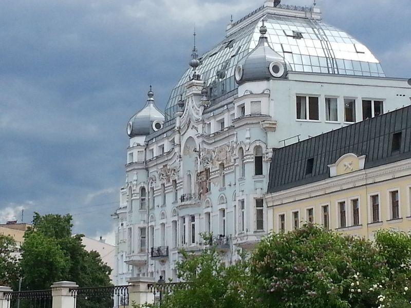 От Арбата до Спиридоновки - экскурсия в Москве