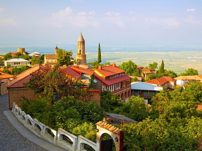 Сигнахи: влюбиться в город любви - экскурсия в Тбилиси